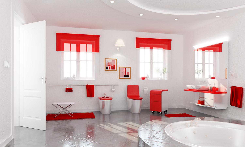 baños vibrantes