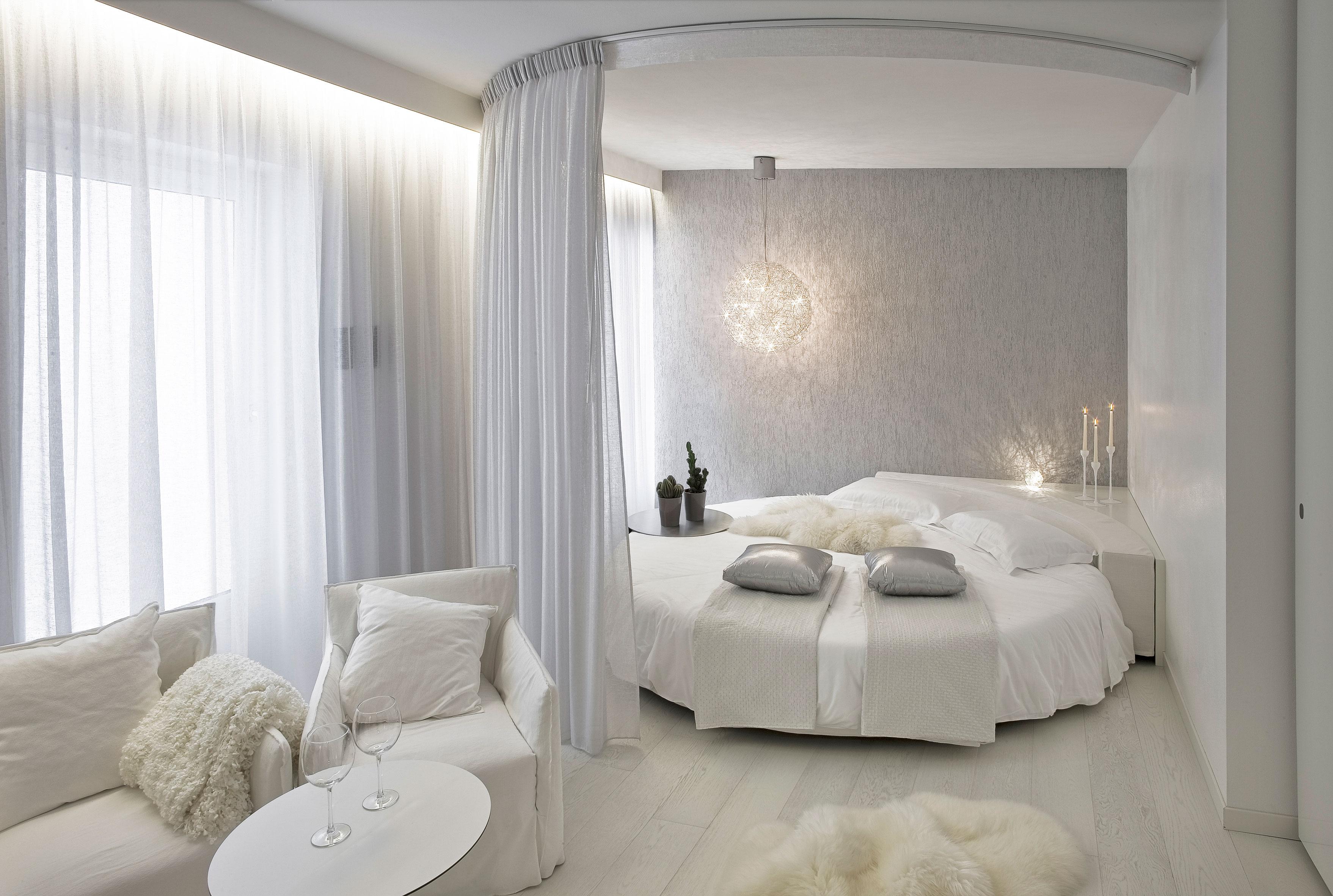 dormitorio redondo