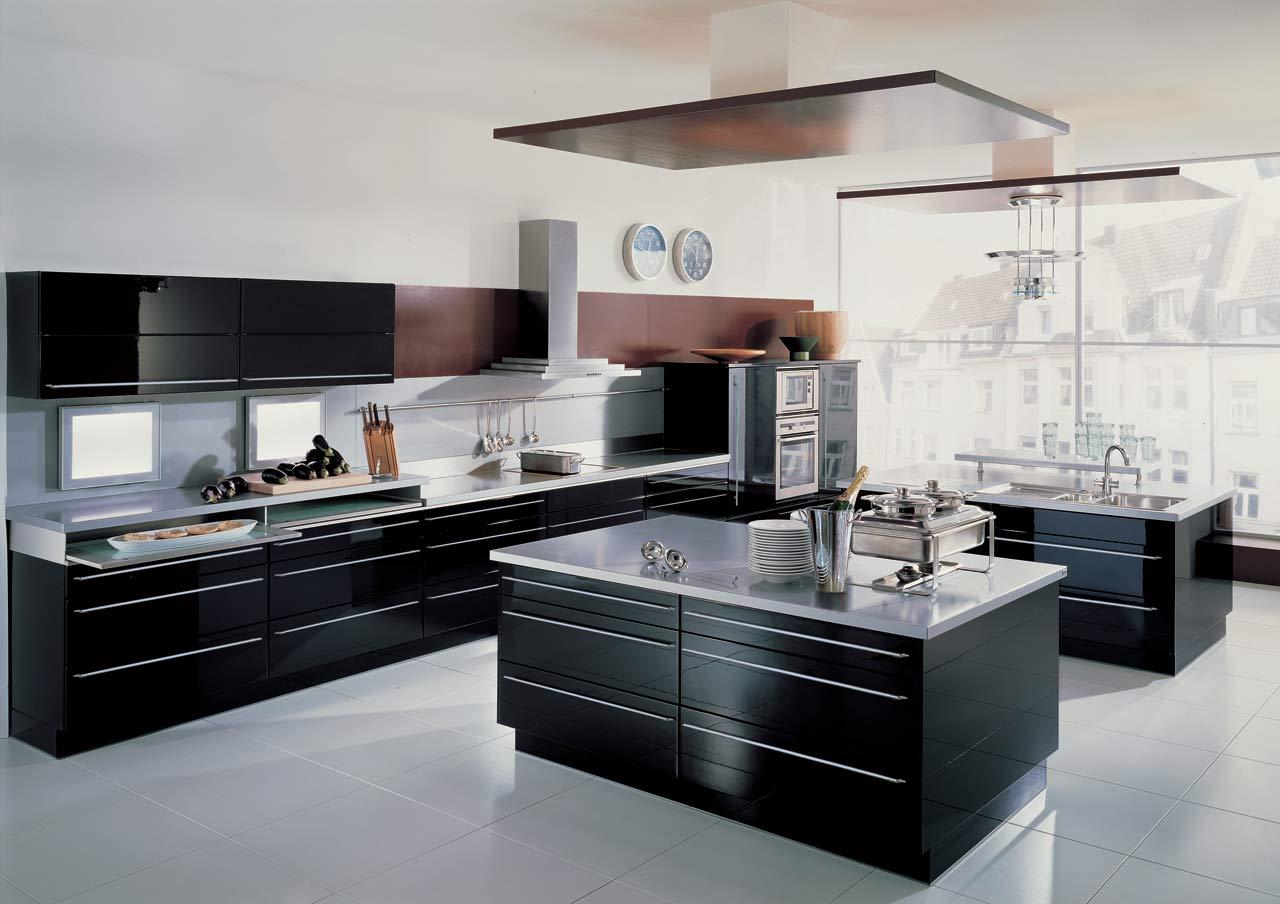 Cocinas con islas modernas y clasicas for Cocinas integrales clasicas