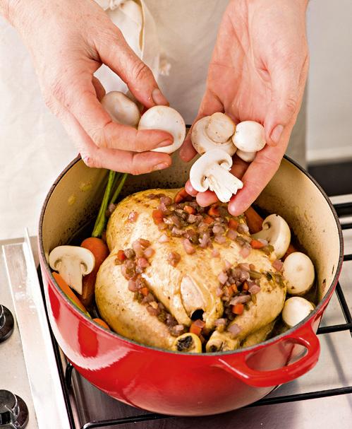 pollo entero en cazuela2