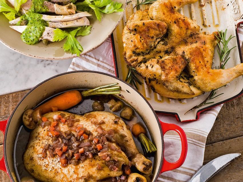 pollo entero en cazuela3