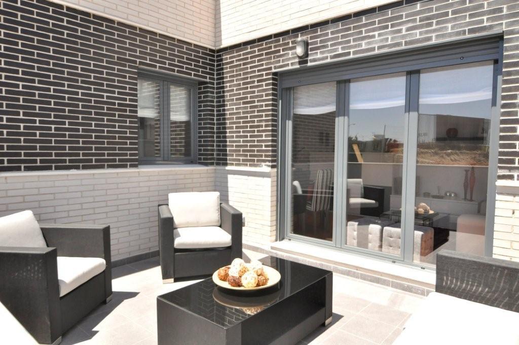 Terraza residencial celere santa eugenia1 - Decoracion de terrazas de aticos ...