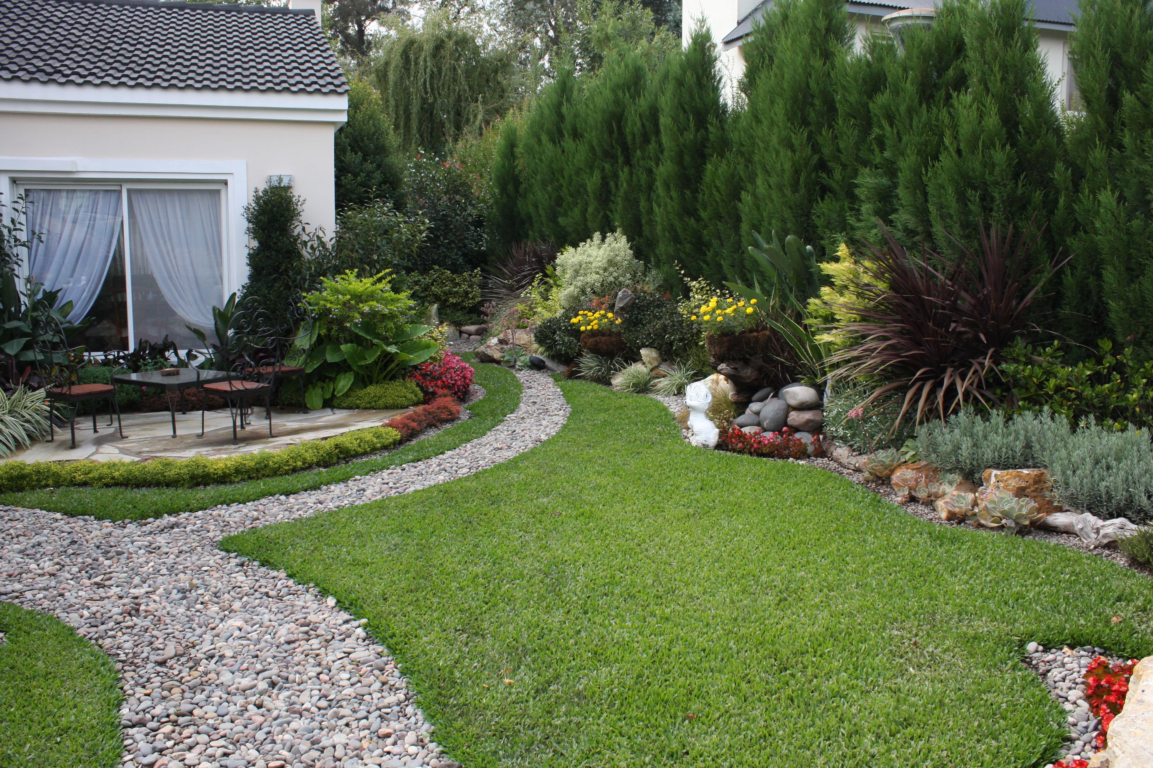 Jardin y porche decoracion del hogar