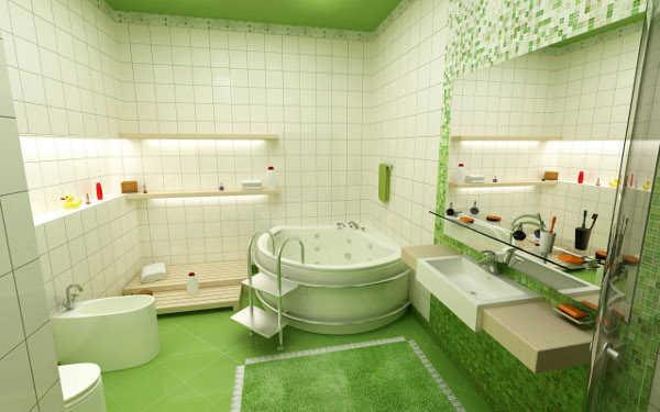 bañoenverde