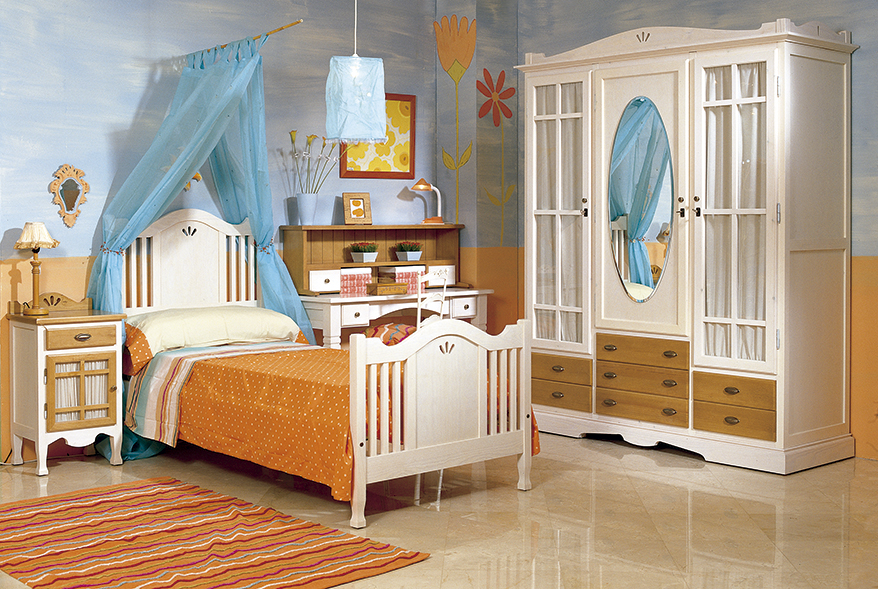 Habitaciones juveniles for Ver dormitorios juveniles