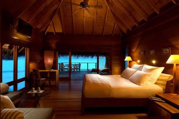 dormitorio mar