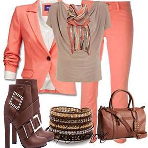 vestidos coral