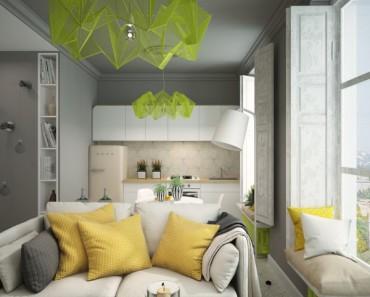 Apartamento de 25 metros casa y oficina for Decorar casa 25 metros