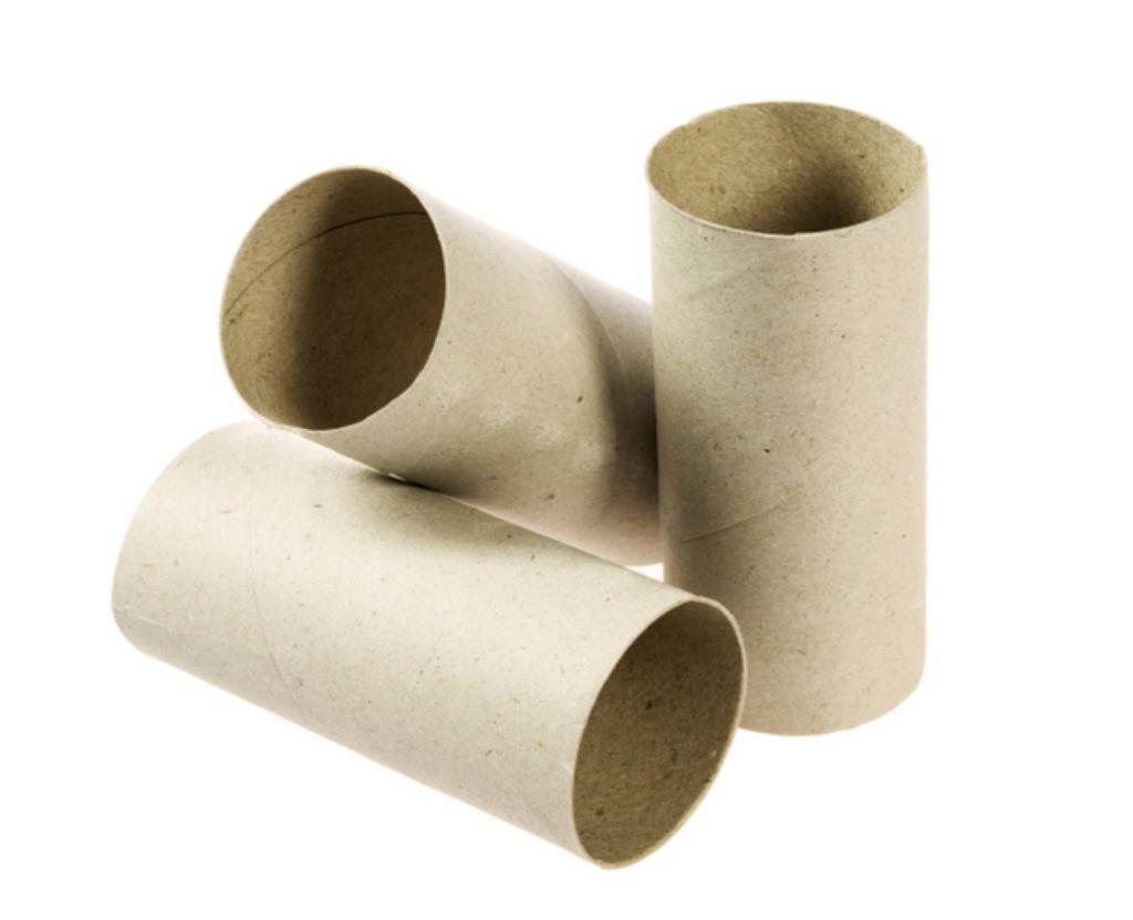 Coches con rollo de papel chispiscom