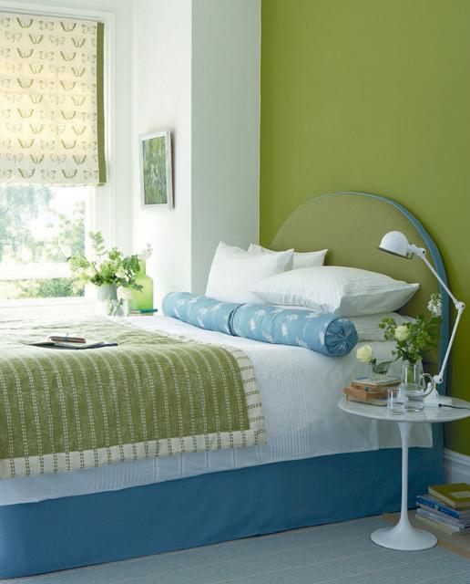 Best Camera Da Letto Verde Mela Pictures - Modern Home Design ...