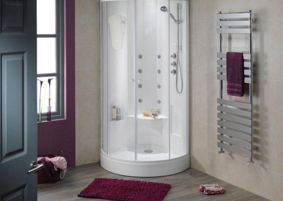 Cabinas de duchas en ba os modernos - Cabinas de bano precios ...