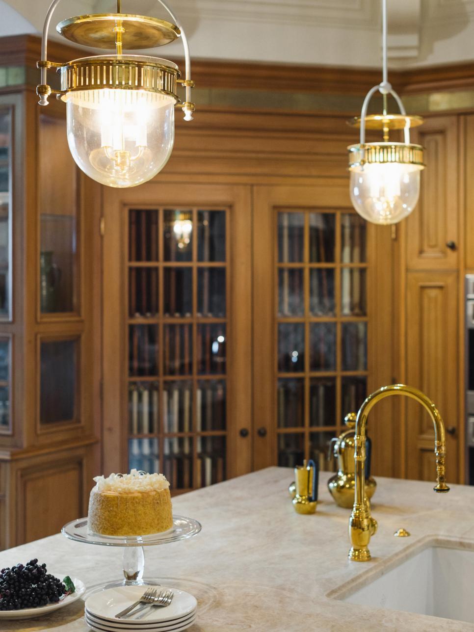 Iluminación de las islas de cocina – chispis.com