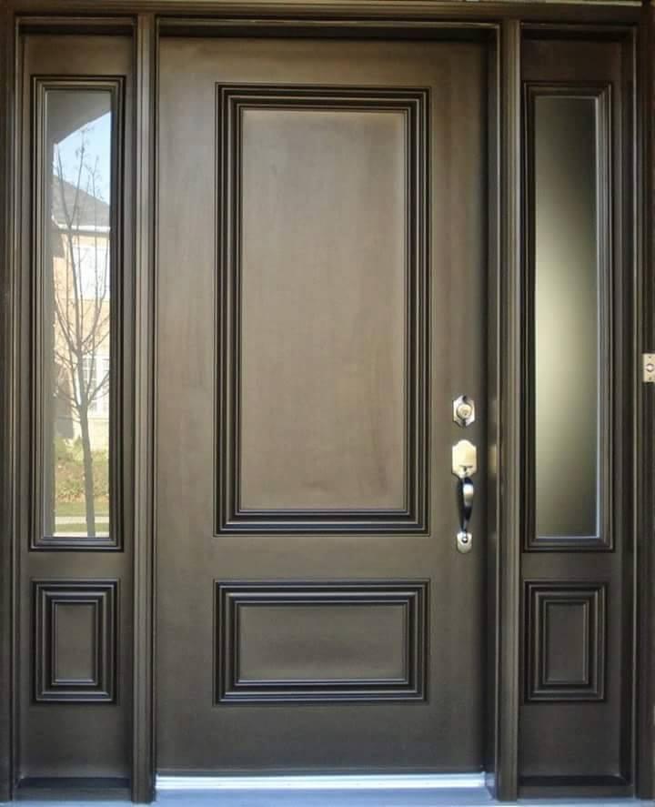 Puertas para exteriores for Colores para puertas exteriores