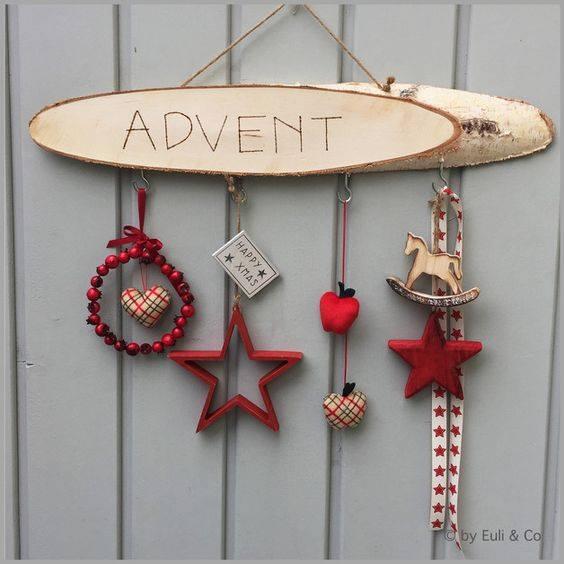 Cositas para navidad - Fensterschmuck weihnachten basteln ...