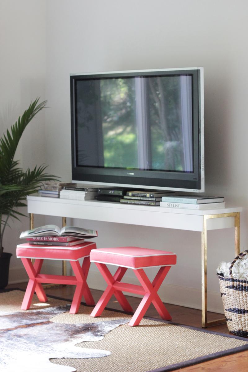 Transforme su tocador de IKEA con Pan de Oro – chispis.com
