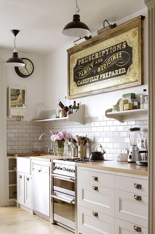 Ideas para decorar tu cocina al estilo vintage – chispis.com