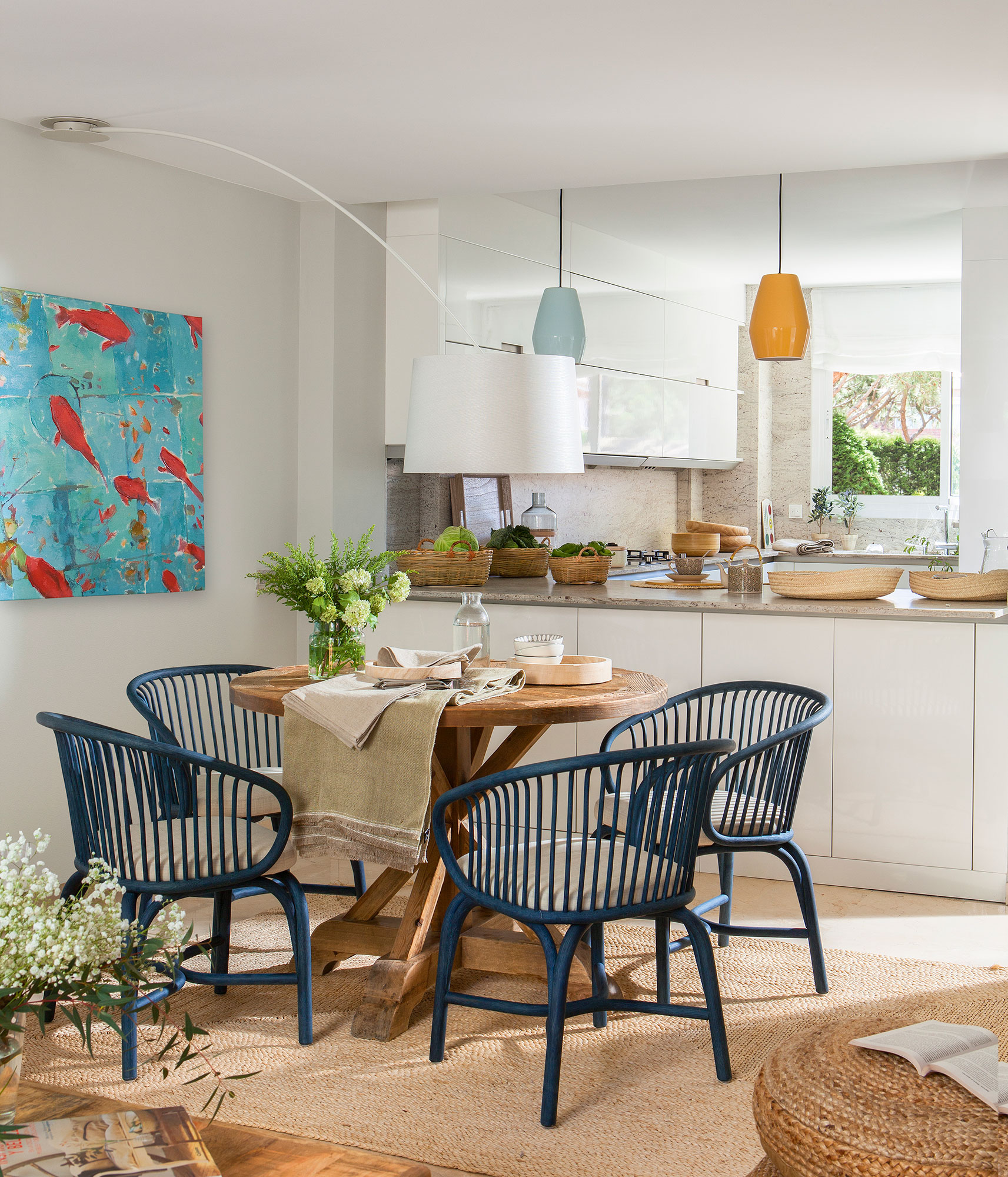 Introduzca el mostaza en sus casas - Sillones de cocina ...