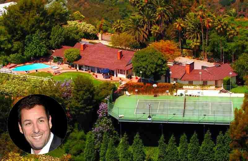 Las 24 casas mas grandes y caras de Hollywood – chispis.com