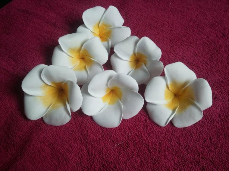 Flores de goma eva ideas creativas y muy econmicas chispiscom